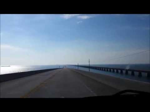 RV Trip - Running from the Cold - Tampa to Key West (P20-B)