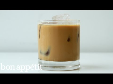 The Perfect Way to Make Iced Espresso