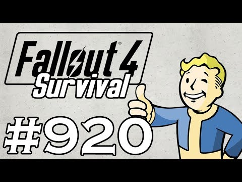Let's Play Fallout 4 - [SURVIVAL - NO FAST TRAVEL] - Part 920 - Wil Bergman