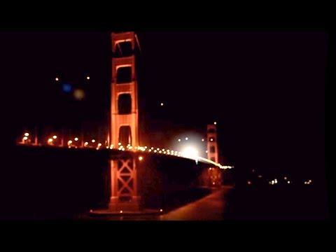 San Francisco Earthquake + Golden Gate Bridge Collapse (After Effects VFX) Destruction