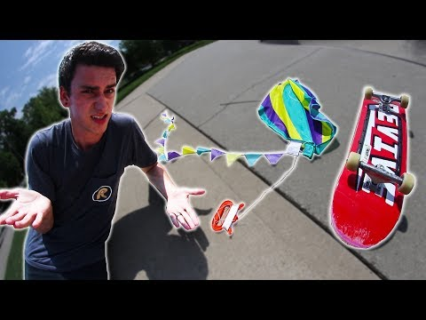 HOW *NOT* TO FLY A KITE