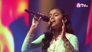 Pooja Insa - Dil Se - Liveshows - Episode 20 - The Voice India Kids