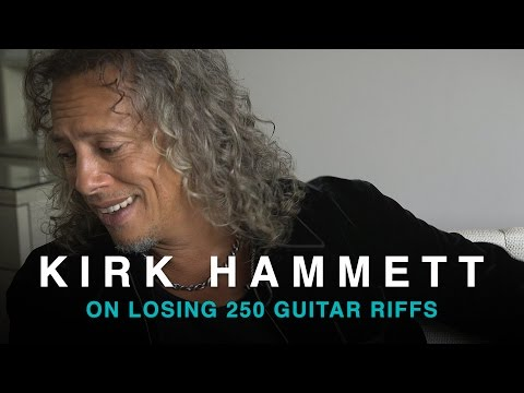 Kirk Hammett on losing 250 Metallica riffs | SoundBites