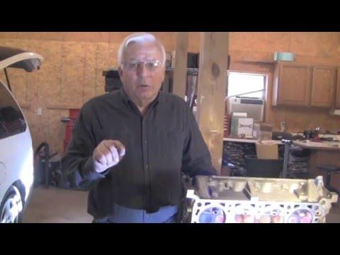 Spark plug Hole Repair 2