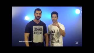 Co Branded Promo - Dishoom with WWE Battleground