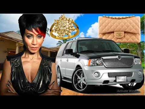 7 expensive things owned by Jada Smith