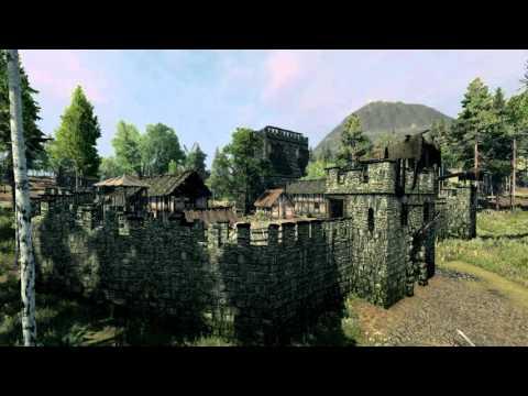Life is Feudal: Castle Construction Time Lapse