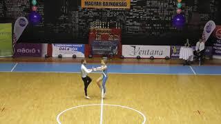Bánhidi Dániel - Czetl Fanni (akrobatika)