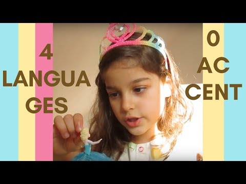 Bilingualism and More - Switching : Spanish - French - German & English no accent  | Switching Codes
