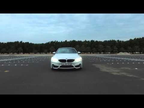 BMW F80 M3 Short film (Drone footage)