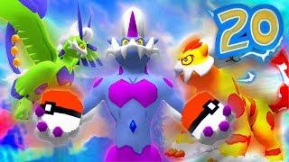 Pixelmon Legendary Quest Origins - THE MIRROR DIMENSION