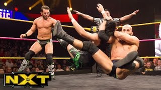 #DIY vs. HoHo Lun & Tian Bing - Dusty Rhodes Classic First Round Match: WWE NXT, Oct. 26, 2016