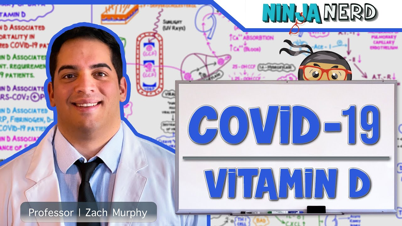 COVID-19 and Vitamin D | Association Between Vitamin D Deficiency and COVID-19