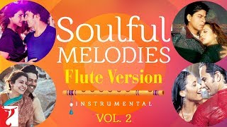 Flute Version - Soulful Melodies | Vol. 2 | Audio Jukebox | Instrumental | Vijay Tambe