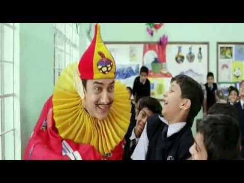 summary of the movie taare zameen par in hindi