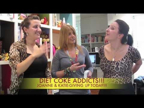 GIVING UP DIET COKE!!!