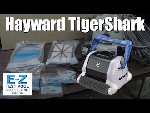 The 6 Most Common Repair Parts for Tiger Shark Pool Cleaners by Hayward