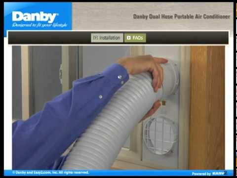 Danby Portable Air Conditioner Installation Guide