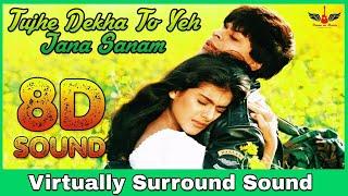 Download MP3 | 8d audio songs hindi jhalak dikhlaja gana use