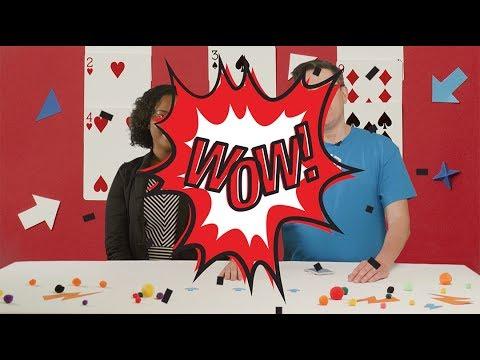 Summer Brain Games 2017: Card Trick Algorithm