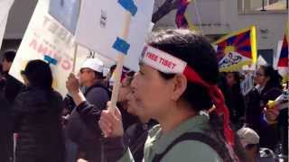 March 10th in San Francisco 54th Anniversary of TIBET