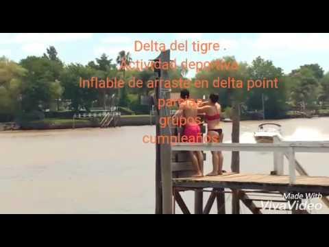 Un dia en el Delta Tigre Argentina Delta point