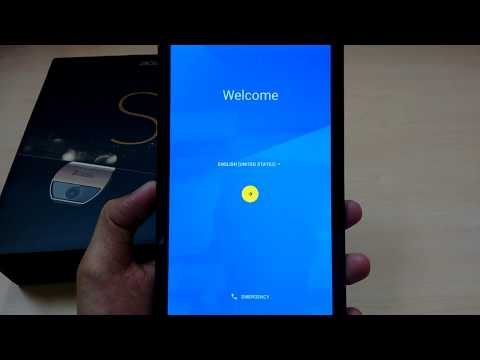 BacBa - Bypass Google Account Acer Iconia Talk S A1-734