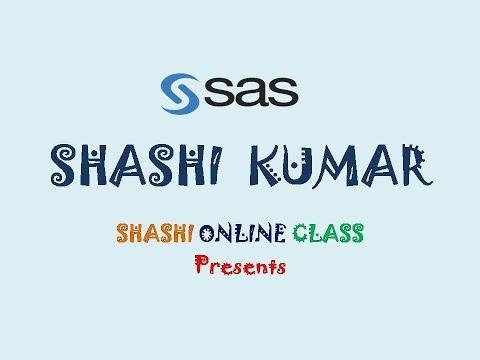 SAS class 9: retain,sum statement,sum function,title and footnotes statement
