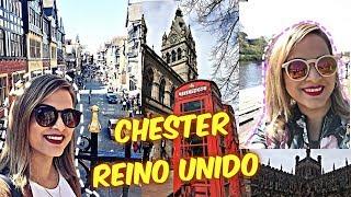 Chester Inglaterra Reino Unido/ Mi Nuevo Hogar Primera Impresion /england