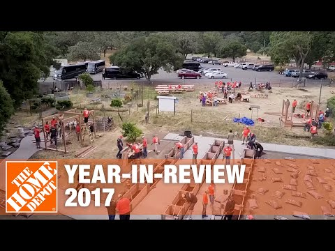 The Home Depot Year-in-Review 2017