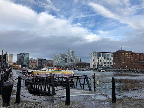 Reisevlog Manchester, Liverpool, Blackpool