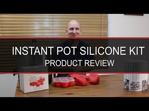 Instant Pot Silicone Accessory Kit | Product Review 12