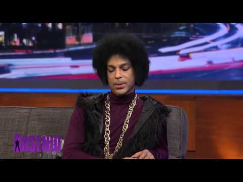 Prince Reveals His Favorite Song, Why He Doesn't Have A Cell Phone & More