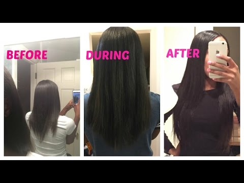 BIOTIN REVIEW BEFORE AND AFTER