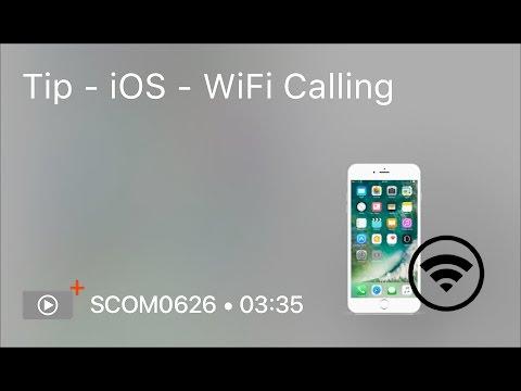 SCOM0626 - Tip - iOS - WiFi Assist & WiFi Calling