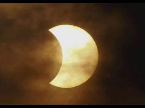 Solar Eclipse 1/9/2016 view from Mauritius