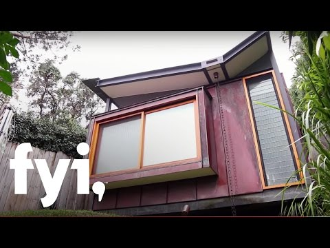 Tiny House World: Getting Inspired to Build Tiny | FYI