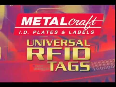 RFID Asset Tracking - Universal RFID Asset Tag