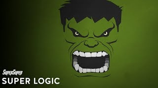 How Powerful is The Hulk? | SuperLogic ft. Logical Paradox