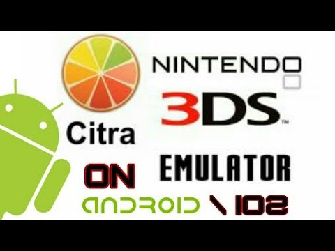 How to download CITRA 3DS on android or ios for free |no root|2018 [WORKING]|PART 2