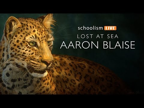 Lost at Sea: the Literal and Metaphorical (Art) Life of Aaron Blaise