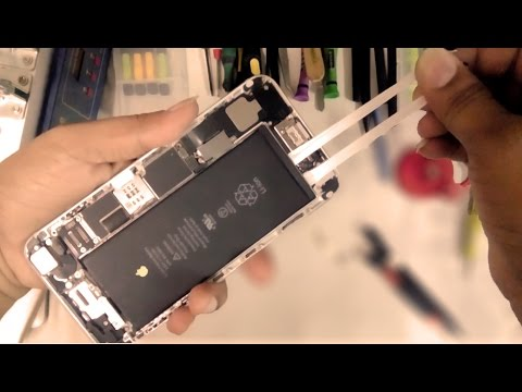 Apple iPhone 6 Plus Battery Replacement || iPhone 6 Plus Disassembly