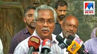 Binoy Viswam opposes Athirappilly project | Manorama News