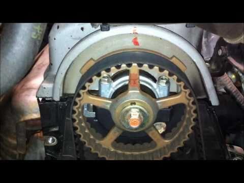Pt. 2 of 2: Timing Belt Service 7th Gen Honda Civic