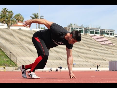 Track Speed & Acceleration Workout