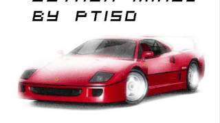 Outrun Mixed By Ptiso Part. 1