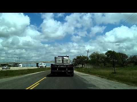 Interstate 10: Katy, Houston, Beaumont, to Louisiana state line Timelapse Drive