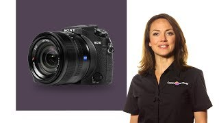 Sony DSC-RX10 High Performance Compact Camera - Black | Product Overview | Currys PC World