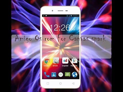 How To Install Custom Rom On Micromax Canvas Spark Q380