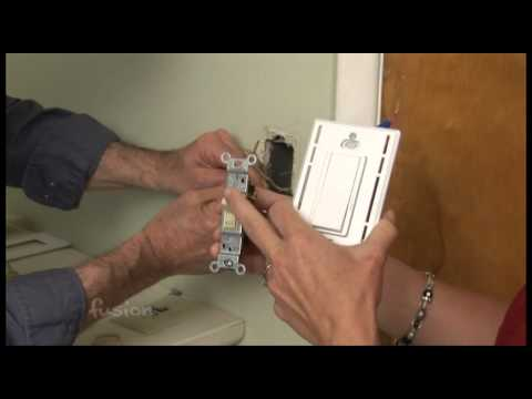 Replacing a Dimmer Switch